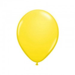 Ballon jaune - 26cm