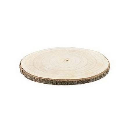 Rondin en bois - 20cm