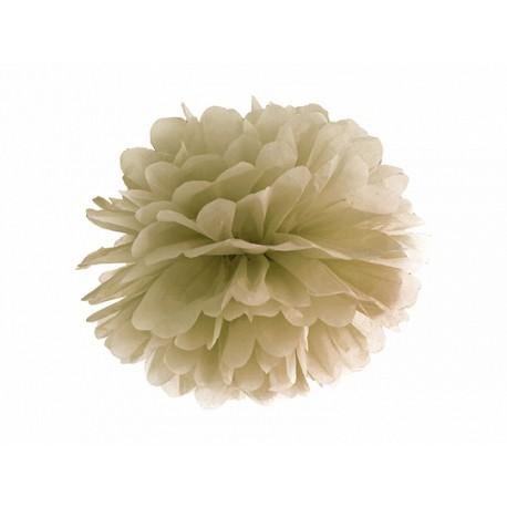 Pompon doré - 35cm