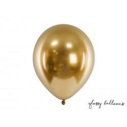 Ballon glossy or - 30cm