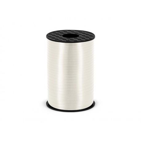 Ruban métallique blanc - 225m