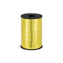 Ruban métallique doré - 225m