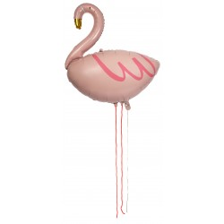 Ballon géant flamant rose