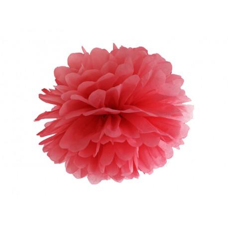 Pompon rouge - 35cm