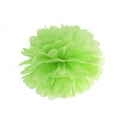 Pompon vert - 35cm