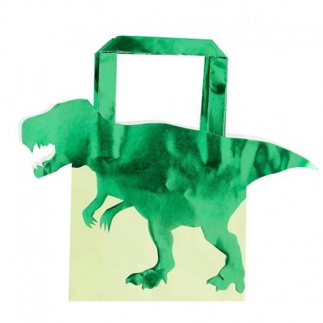 5 Sacs dinosaures