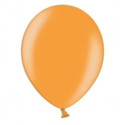 Ballon orange - 27cm