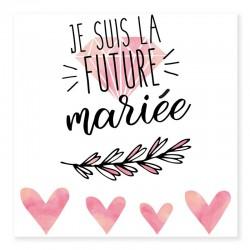"""Tatouages temporaires """"futur mariée"""""""