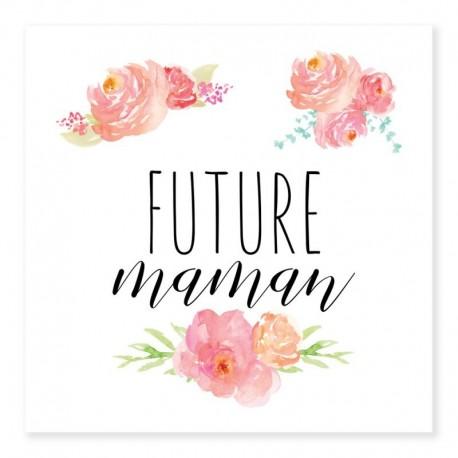"""Tatouages temporaires """"future maman"""""""